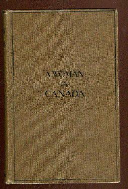 A Woman In Canada: CRAN,MRS.GEORGE