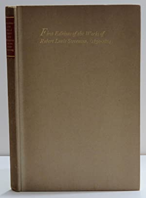 First Editions Of The Works Of Robert Louis Stevenson (1850-1894)