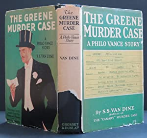 The Greene Murder Case A Philo Vance Story