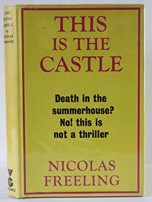 This Is The Castle Death In The Summerhouse  No  This Is Not A Thriller