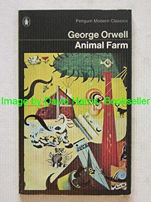 an analysis of themes in animal farm by george orwell Animal farm is a novel by george orwell he represents the primary themes of the deception created through the animal farm plot summary/ analysis http.