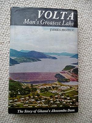 Volta - Man's Greatest Lake = PRESENTATION: James Moxon
