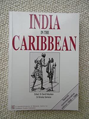 India in the Caribbean: Dr David Dabydeen