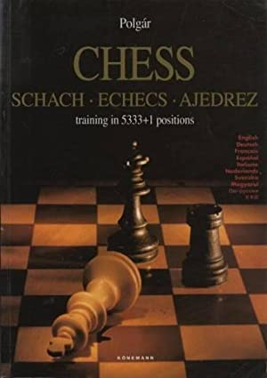 Chess, training in 5333 + 1 positions