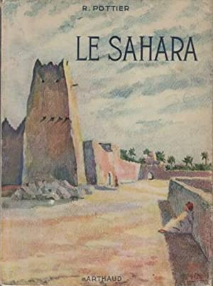 Le sahara: R Pottier