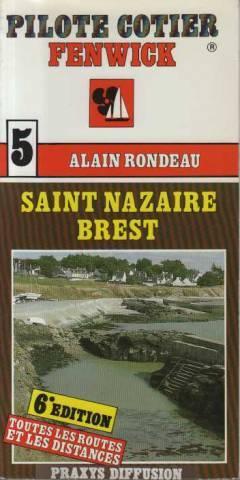 Saint nazaire brest pilote cotier: Alain Rondeau