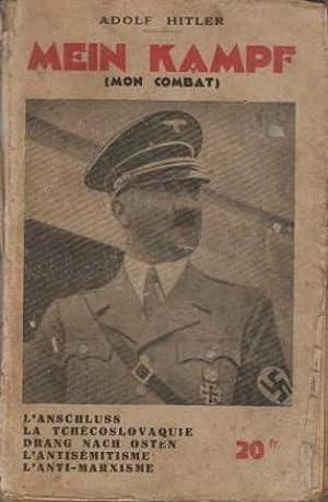 Mein Kampf (Mon combat): Adolf Hitler, M