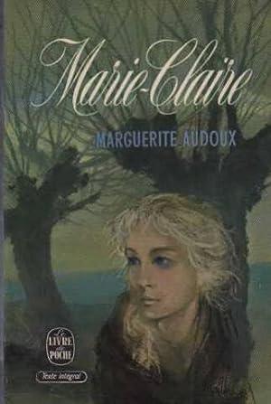 Marie claire: Marguerite Audoux
