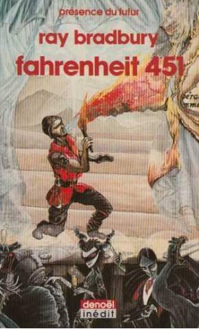 the conflicts in ray bradburys fahrenheit 451