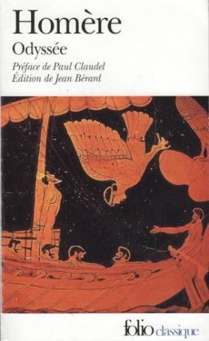 L'Odyssée: Homère, Paul Claudel,