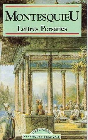 Lettres persanes: Secondat Charles De,