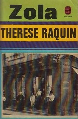Therese Raquin: Zola