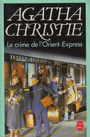 Le Crime de l'Orient Express: Agatha Christie