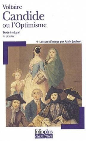 Candide ou l'Optimisme, texte intégral: Voltaire, Alain Sandrier,