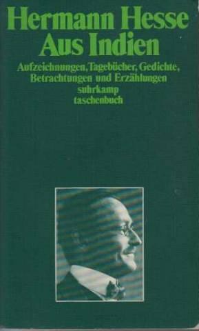 Aus Indien. Erinnerungen: Hesse Hermann