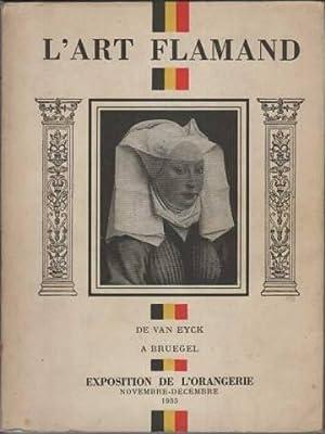 L'art flamand. de van eyck à bruegel: Paul Lambotte, Paul