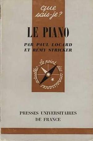 Le piano: Paul Locard Et