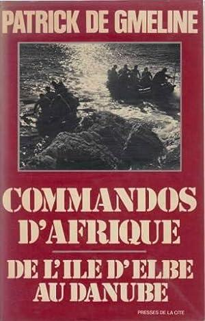 Commandos d'Afrique: Patrick De Gmeline