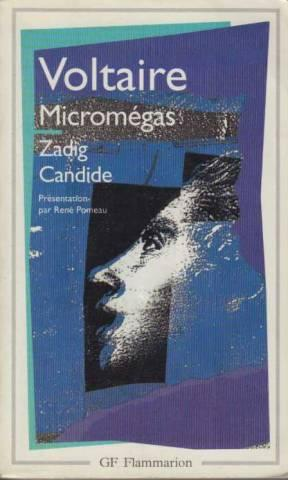 Micromégas , Zadig , Candide: Voltaire