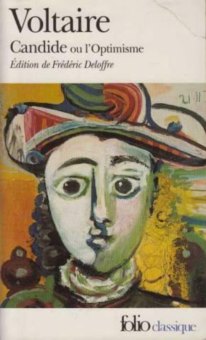 Candide ou l'Optimiste: Voltaire , Frédéric