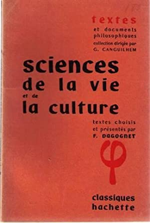 Science de la vie et de la culture