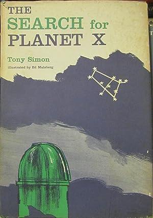 The Search for Planet X: Tony Simon