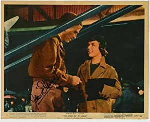 Photograph Signed, in color, 4to, n.p., 1957