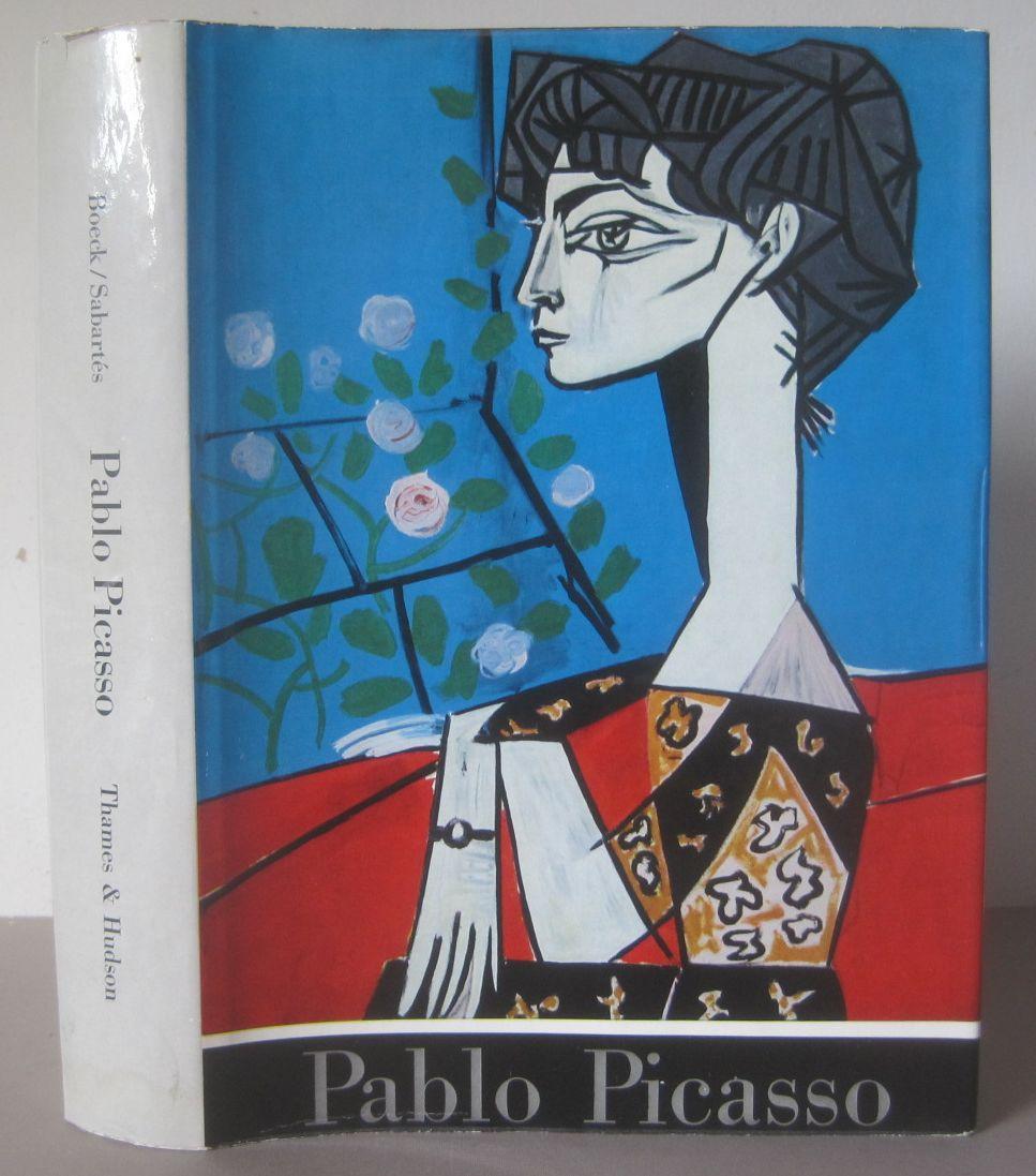Picasso.: Picasso] Boeck, Wilhelm & Jaime Sabartés
