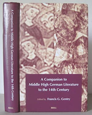 A Companion to Middle High German Literature to the 14th Century.