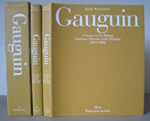 Gauguin: A Savage in the Making: Catalogue Raisonné of the Paintings 1873-1888.