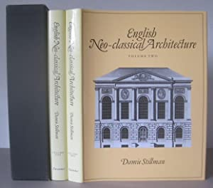 English Neo-Classical Architecture. [Studies in Architecture 26]: STILLMAN, DAMIE.