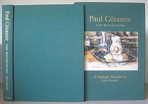 Paul Cézanne: The Watercolors / Watercolours. A Catalogue Raisonné.: Cézanne, ...