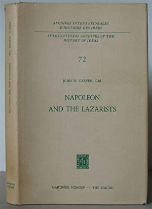 Napoleon and the Lazarists.