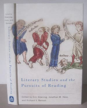 Literary Studies and the Pursuits of Reading.