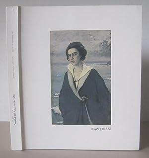 Romaine Brooks (1874-1970): Brooks, Romaine] Blandine,