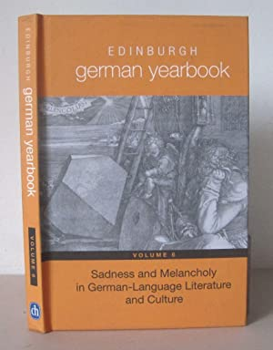 Sadness and Melancholy in German-Language Literature and Culture.