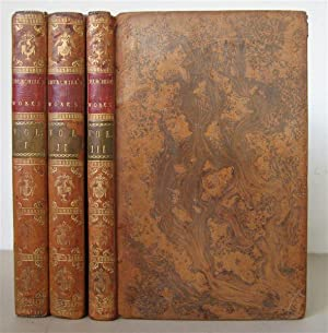 The Poems in Two volumes. Together with The Sermons by Charles Churchill.