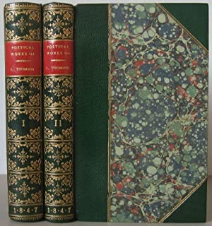 The Poetical Works of James Thomson. With a Memoir of by Sir Harris Nicolas. [The Aldine Edition ...