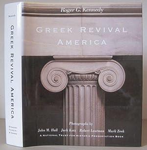 Greek Revival America.: KENNEDY, ROGER G.