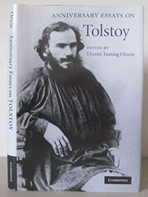 Anniversary Essays on Tolstoy.