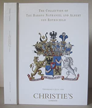 The Collection of the Barons Nathaniel and Albert Von Rothschild.: Christie's: Rothchild]