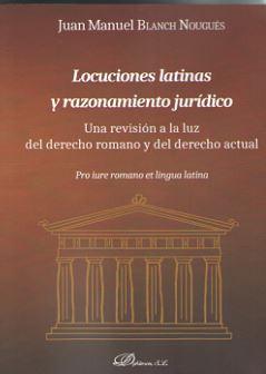 LOCUCIONES LATINA Y RAZONAMIENTO JURIDICO