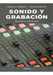 SONIDO Y GRABACION 5ª ED: RUMSEY, Francis