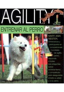 AGILITY ENTRENAR AL PERRO: NESTER, Mary Ann