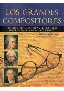 GRANDES COMPOSITORES, LOS Omega: THOMPSON, Wendy