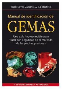 GEMAS Manual Identificacion 4ª ED. Matlins/Bonanno 2012: MATLINS / BONANNO