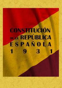 CONSTITUCION REPUBLICA ESPAÑOLA 1931: MAXTOR