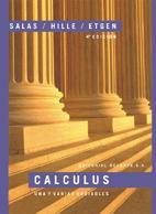 CALCULUS 4A.ED. TOMO II: Saturnino L. Salas