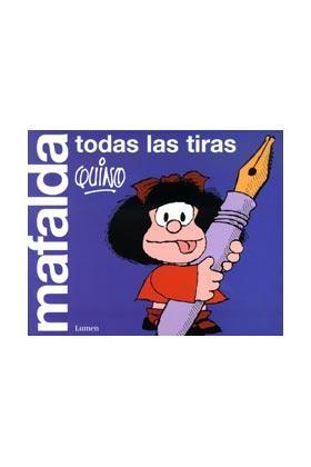MAFALDA. TODAS LAS TIRAS (COMIC): QUINO