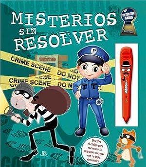 MISTERIOS SIN RESOLVER -DETECTIVE SABIO-: Equipo editorial